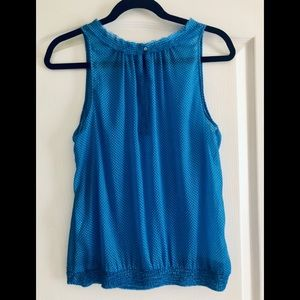 Zara Tops - Zara polka dot halter top L